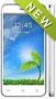 JIAYU G4 1850mAh экран  4.7' HD МТК6589T белый