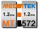 MTK6572 1.2GHz двухъядерный