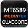 MTK6589 1.2GHz четырехъядерный
