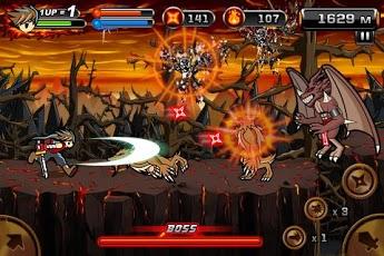 Игровой процесс Devil Ninja 2